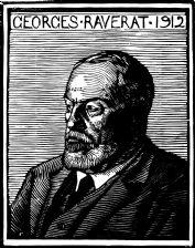 Portrait of Georges Raverat (Giclée only)